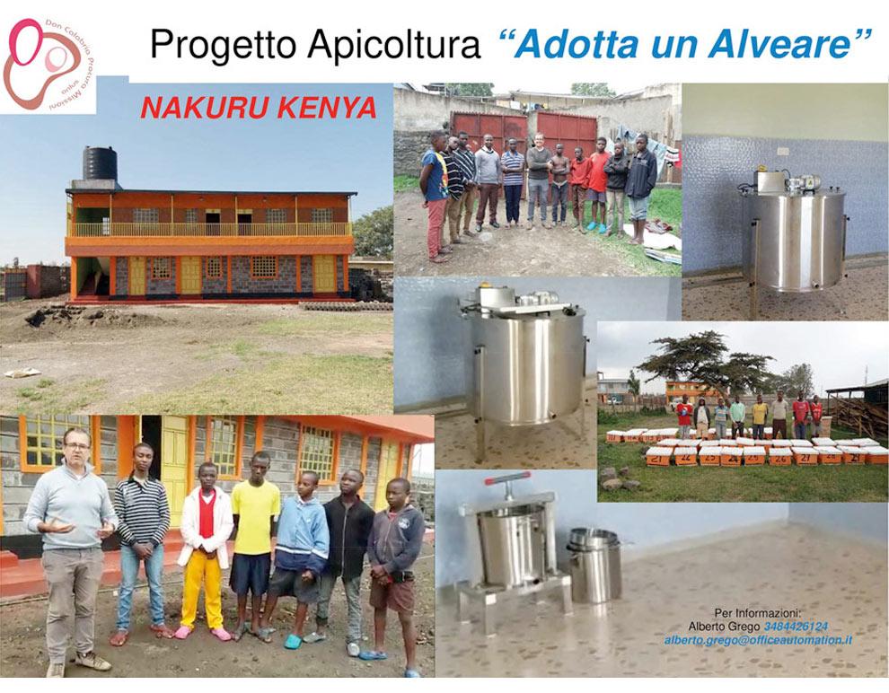 Adotta un alveare in Kenya!
